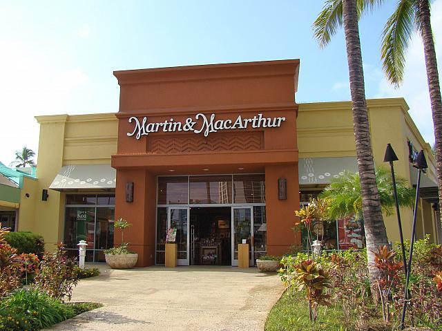 Martin & MacArthur(マーティン&マッカーサー)