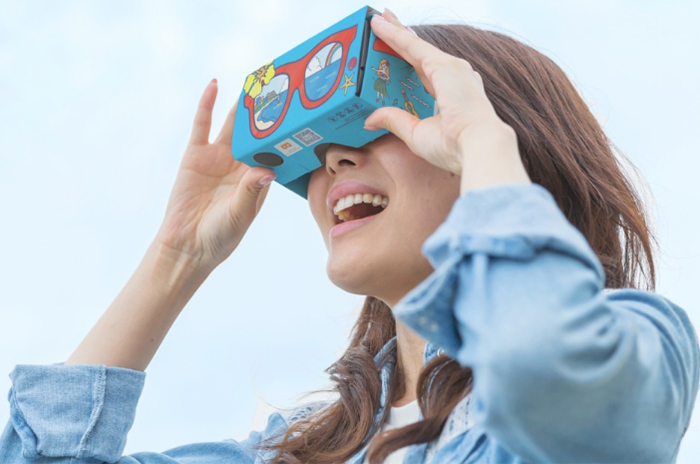 ハワイ州観光局オリジナル「VRゴーグル」を配布予定!