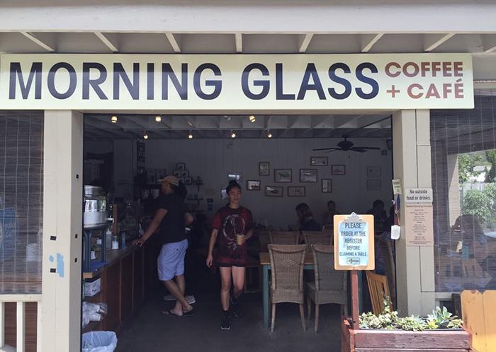 Morning Glass Coffee + Cafe(モーニング・グラス・コーヒープラスカフェ)
