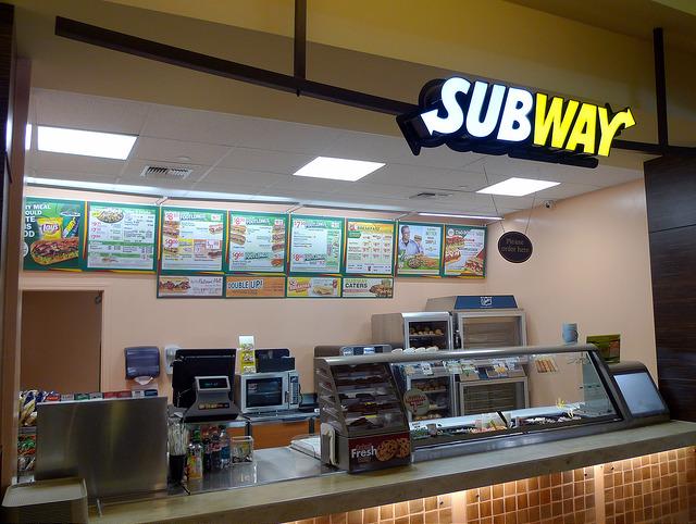 Subway(サブウェイ)