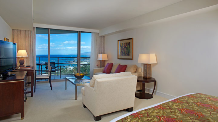 Trump International Hotel Waikiki(トランプ・インターナショナル・ホテル・ワイキキ)