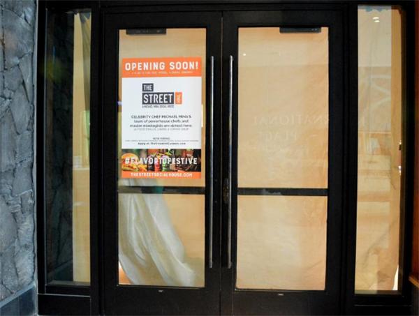 ザ・ストリート・ホノルル(THE STREET, A Michael Mina Social House)のオープンはいつ?