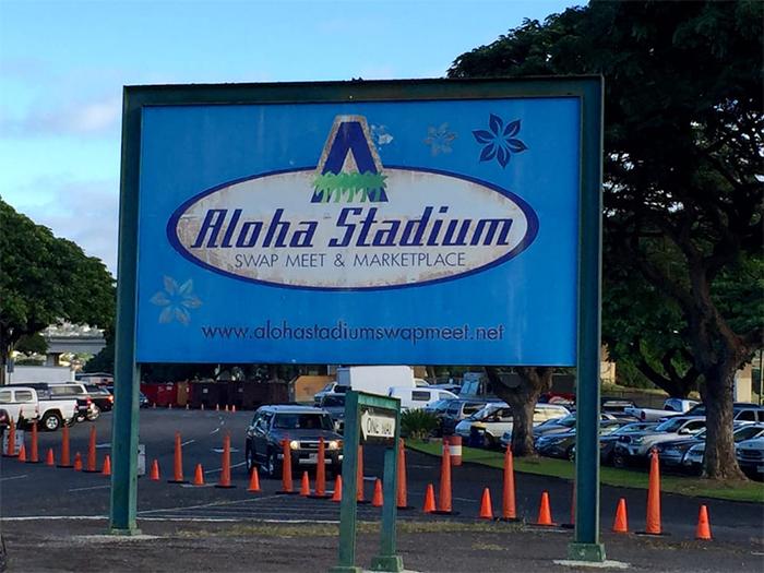 Aloha Stadium Swap Meet(アロハ・スタジアム スワップミート)